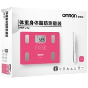 欧姆龙 HBF-212 体重身体脂肪测量器