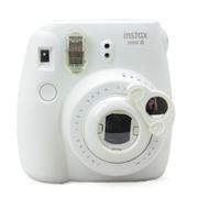 彩友乐 拍立得相机mini8/mini7s通用自拍镜 卡通汽车款 白色
