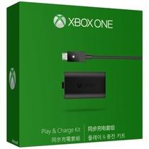 微软 【原装产品】Xbox One 同步充电套组(手柄电池和充电线)产品图片主图