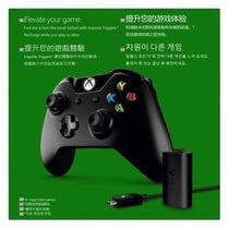 微软 【原装产品】Xbox One 无线手柄及同步充电套装产品图片主图