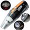 车志酷 车载吸尘器 带充气泵、测胎压、照明 车家两用、干湿两用、充气、打气、车用汽车吸尘器 四合一版(黑色)产品图片1