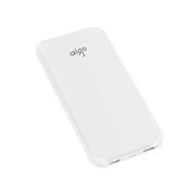爱国者 TF100 白色 10000mAh 双USB输出(适用于苹果iPad、iPhone、三星、小米等手机)