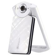 卡西欧 EX- TR500 自拍美颜神器数码相机 白色单机版