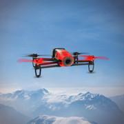 Turbospoke Parrot三代四轴航拍飞行器标准版 红色