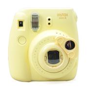 彩友乐 拍立得相机mini8/mini7s通用自拍镜 卡通汽车款 黄色