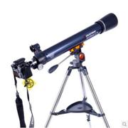星特朗 AstroMaster 70/90AZ 天地两用 折射高倍天文望远镜 LT70AZ/21074