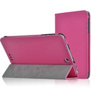 虎克 爱立顺(aoson)爱立顺mini5保护套mini5皮套 7.9寸平板电脑专用 蜜桃红
