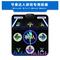 舞霸王 新款节奏达人专用手舞足蹈跳舞毯两用配8G内存卡无限下载单人跳舞机产品图片3