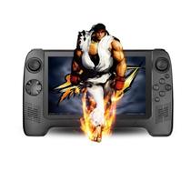 小霸王 S700 7寸智能平板掌上游戏机 真4核+16G内存 PSP无线 WIFI 官方标配+16G产品图片主图