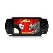 小霸王 掌机PSP游戏机S10000A 4.3寸超薄触屏8G街机王内置万款经典游戏 官方标配+4G