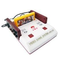 小霸王 FC电视游戏机D99怀旧经典8位红白机 含89合1 4合1经典游戏卡 魂斗罗超级玛丽 白色4合1产品图片主图