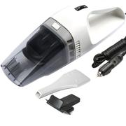优利特 尤利特(UNIT)车载吸尘器 100W 大功率 干湿 超强吸力 汽车用吸尘器汽车用吸尘器 白色升级+去尘胶