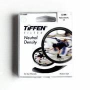 TIFFEN 美国  天芬 ND0.9 减光镜 中灰镜 相机滤镜 镜头滤镜 降低快门速度 55mm