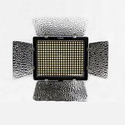 永诺 YN-300II 二代 LED摄像灯 摄影灯 可调色温 婚庆灯外拍灯 不含电池