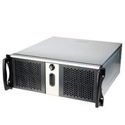 勤诚 RM41300 4U 机架式服务器机箱 黑色