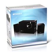 山水 Sansui/ GS-6000(10A)低音炮电脑音箱多媒体音响影响低音炮