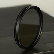 蒂森特 CPL 偏振镜 滤镜 圆偏光镜 去反光 增加饱合度 摄影师必备 52mm 光学树脂镜片