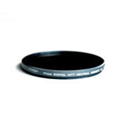 TIFFEN 美国  HT-ND1.2减光镜 中灰镜 镜头滤镜 降低快门速度 钛合金多膜滤镜 钛合金多膜 HT ND1.2 67mm