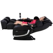 丁阁仕 家用多功能按摩椅 豪华太空舱按摩椅 零重力 带加热 Q3机械手版黑色/卡其色可选