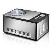 柏翠 冰淇淋机冰激凌机家用全自动雪糕机极速制冷IC2308C