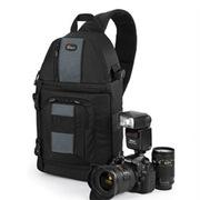 乐摄宝 SlingShot 202 AW 斜挎单肩背摄影单反相机包 SS202  黑色