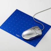 SANWA SUPPLY 山业SANWA MPD-OP35 光反射鼠标垫 减少丢帧 适合激光、光学鼠标 底部防滑 黑色