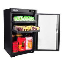 惠通 HS-60升 电子防潮箱(茶叶恒湿柜 相机防潮柜 单反干燥箱)产品图片主图