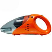 尤利特 5013B 车载吸尘器 家车两用 超强吸力 无绳汽车用无线充电 橘色