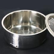 十度良品 SD-971蒸煮电热饭盒 三档开关 双层不锈钢内胆真空保鲜插电加热保温饭盒1.3L