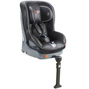 环球娃娃 1021全球星 儿童汽车安全座椅 内置ISOFIX接口 9月-4岁 带支撑腿 红色