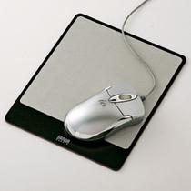 SANWA SUPPLY 山业SANWA MPD-ALUMSV 金属铝制鼠标垫 适合激光/光学鼠标 日本制造 银色产品图片主图
