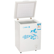 香雪海 BD/BC-108 108升单温立式冰柜冷柜冷藏柜商家用 白色 花色