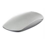 雷柏 T8触控无线鼠标 白