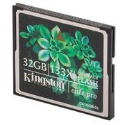 金士顿 133X 32GB CF存储卡(CF/32GB-S2)