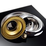 WONDERFLOWER JZ10燃气灶单 单眼嵌入/台式两用灶具 人工煤气