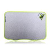 RantoPad GTR 时尚游戏鼠标垫 迷雾银