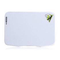 RantoPad GTR 时尚游戏鼠标垫 优雅白产品图片主图