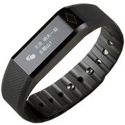 唯动 X6 智能手环 来电提醒  微信 QQ 短信 闹铃 计步 睡眠管理 触摸按键 黑色