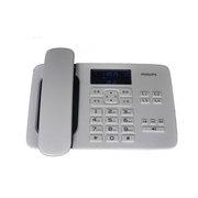 飞利浦 CORD492 电话机 白色