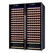 赛鑫 SRT-230双开门组合红酒柜压缩机恒温酒柜 满配