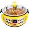 多尔玛 自动炒菜机CC3 智能炒菜锅 电热锅烹饪锅 电火锅电煮锅炒菜机器人(黄色)产品图片1