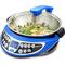 多尔玛 自动炒菜机CC2 家用多功能智能烹饪锅 电炒锅电煮锅炒菜机器人(蓝色)产品图片3
