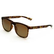 优胜仕 USAMS智能蓝牙眼镜头戴式影院耳机偏光太阳镜近视 可配近视 豹纹色框/茶色片