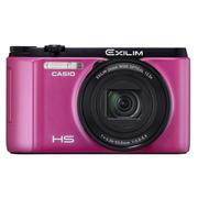 卡西欧 EX- ZR1200数码相机自拍美颜神器12.5倍光学变焦 红色