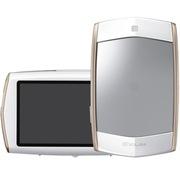 卡西欧 EX-MR1 数码相机 自拍魔镜 白色 (1400万像素 2.7英寸液晶屏 21mm广角)