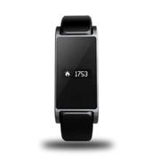 特兰恩 智能蓝牙手表手环 防水适用于苹果安卓三星智能手表手环男女通用防辐射 黑色