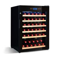 赛鑫 SRT-50小型家用红酒柜压缩机恒温酒柜 暗拉手产品图片主图