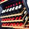 赛鑫 SRW-230D恒温红酒柜  商用双温风冷冷藏柜 明拉手挂杯产品图片3