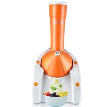 其他 金正(NINTAUS)MST-SB309 家用全自动 水果冰淇淋机 纯水果制作 冰激凌机 橙色产品图片主图