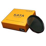 卡塔 金环超薄ND2-400可调减光镜 77mm